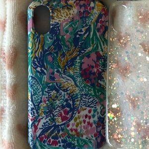 Mermaids cove iPhone X case